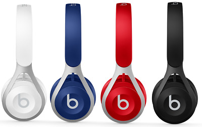 Beats by Dre EP On Ear Headphones Wired - Black Blue White Red