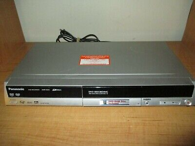 Panasonic DMR-ES20 DVD Recorder - Working No Remote! - Fast Shipping
