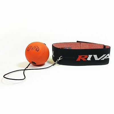 Rival Reflex Ball Training Boxing Kickboxing Muay Thai MMA Fight Sparring