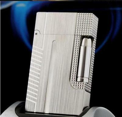 S.T Memorial lighter Bright Sound free shipping Silver Bond 007 lighters -42#