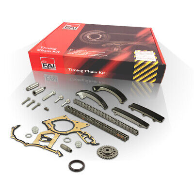 TCK249WONG FAI TIMING CHAIN KIT For NISSAN MICRA IV (K13) 1.2 HR12DE 01/12-04/15