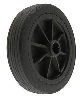 Jockey Wheel Spare Wheel  - Solid Tyre - For MP225 226 MAYPOLE