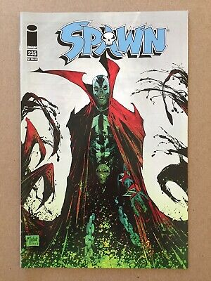 SPAWN #235 ORIGIN OF BLUDD TODD McFARLANE IMAGE COMICS 1ST PRINTING VF/NM 2013