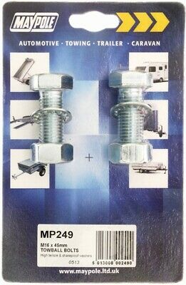 Nuts & Bolts - M16 - 45mm 249A MAYPOLE