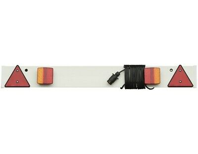 Trailer Lighting Board LED - 5m Cable - 4'/1.22m 253PLED MAYPOLE