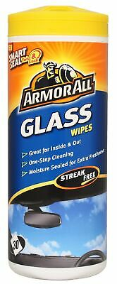 Glass Wipes - Tub Of 30 37030EN ARMORALL