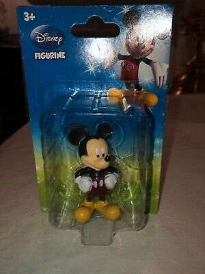 New Disney Mickey Mouse Clubhouse Figure Figurine Beverly Hills UNOPENED PACKAGE