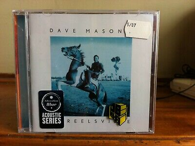 Reelsville Dave Mason CD 2007 Liberation Music Blue144.2 Acoustic New Sealed