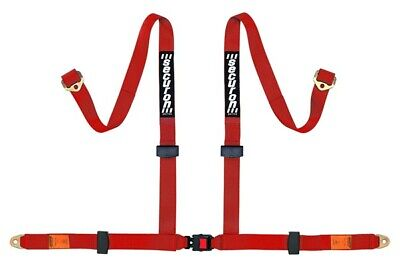 Harness - 4 Point - Red SECURON 629RED