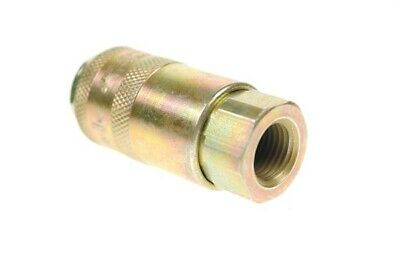 1/4in. STD Female Coupling 74602 MAYPOLE