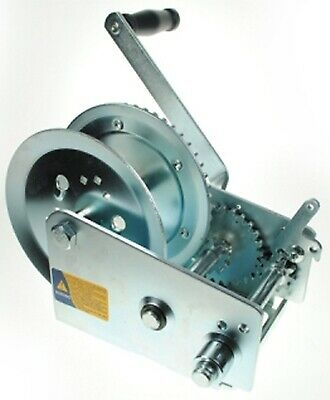 Hand Winch with Hand Brake - 625kg 7976A MAYPOLE