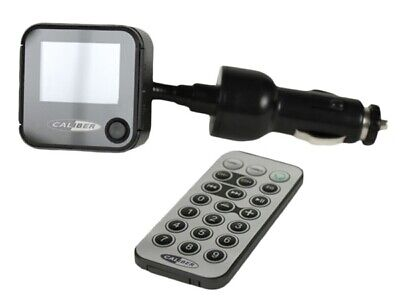 FM Transmitter - USB SD RDS Fit CALPMT402 CALIBER