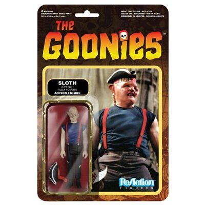 ReAction The Goonies Series 1 Sloth 3.75 Inch Action Figure Funko New