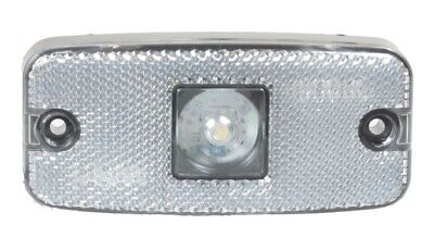 LED Front Marker Lamp - Clear MP8576 MAYPOLE