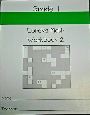 EUREKA MATH GRADE 3 Learn, Succeed, Practice Modules 1-7! - $129 99