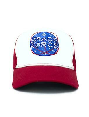 Official Space Force Hat - Red (Made in USA)