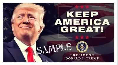 "Trump 2020 Keep America Great - 2""x3"" Flexible Fridge Magnet #5"
