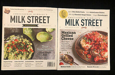 Milk Street Magazine May June 2019 Christopher Kimball's Cooking