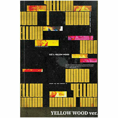 Clé 2 : YELLOW WOOD by STRAY KIDS The Special Album [Yellow Wood Ver.]