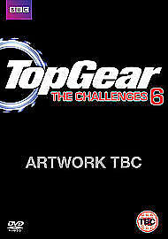 Top Gear - The Challenges 6 (with Augmented Reality) [DVD], Very Good DVD, James