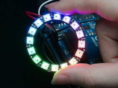 Flora B - NeoPixel Ring - 16 x 5050 RGB LED ADAFRUIT