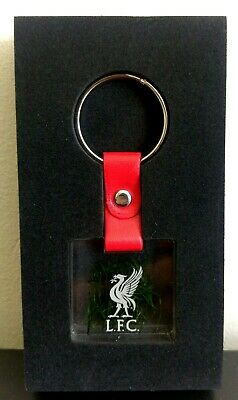 Anfield Stadium Turf Keyring A12146 Liverpool Football Club LFC Official