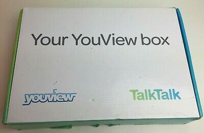 TalkTalk YouView Box Huawei DN360T Play/Pause/Rewind Freeview TV Catch Up BNIB
