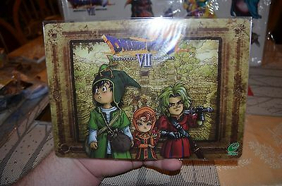 Dragon Quest VII 7 PS1 Era Old Board Very Rare Hard to Find Piece Great Gift