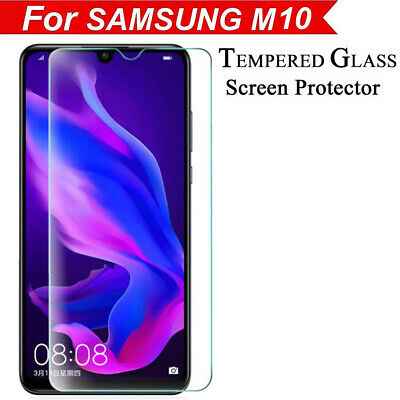 For Samsung Galaxy A10/M10 Genuine Tempered Glass Film Screen Protector Guard