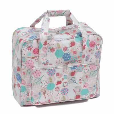 HobbyGift Sewing Machine Bag - Sewing Notions - Quilting Matt PVC Storage Crafts