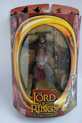 Lord of the rings action figure Easterling Soldier Action Toybiz New