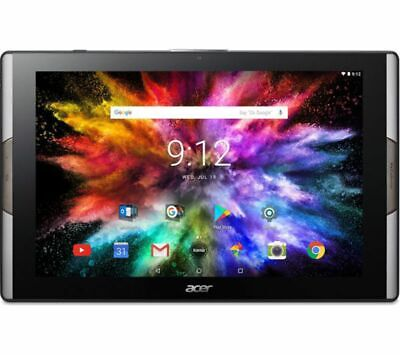 ACER Iconia A3-A50 Full HD 10.1in Black Tablet - Black Android 7.0 (Nougat)