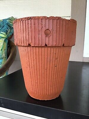 """Early 1900,s """"Herty"""" Turpentine Clay Pot"""