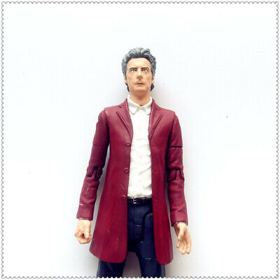 "Doctor Dr Who THE 12th TWELFTH DOCTOR action figure 5.5"" old"