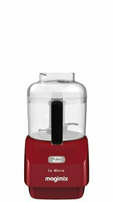 Magimix Le Micro - food processors (Red)