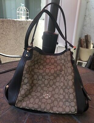 8b3f1696e AUTHENTIC Coach Edie Shoulder Bag 31   Ships SAME DAY   FREE SHIPPING in US