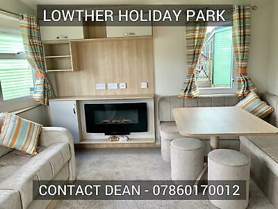 CHEAP FEES Static caravan holiday home for sale 2 bed Lake District Cumbria