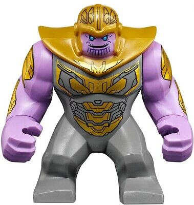 LEGO® MARVEL® | 76131 | THANOS Figure with Hammer Accessory
