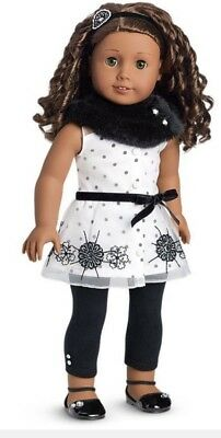 American Girl Doll Let It Snow Outfit.nib.