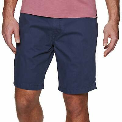 O Neill Friday Night Chino Mens Shorts Walk - Ink Blue All Sizes