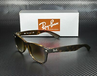 14ffeaf73 RayBan RB2132 710/51 LIGHT HAVANA CRYSTAL BROWN GRADIENT 55 mm Men's  Sunglasses