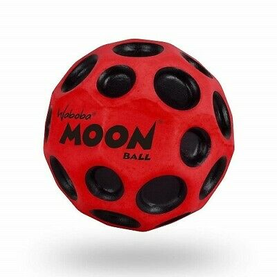 Moon Ball Extreme Spin Water Bouncing Fast Waboba Catch Toy Throw Light Fun Age