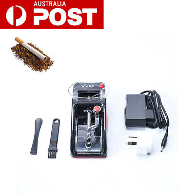 Cigarette Electric Automatic Injector Rolling Machine Home Tobacco Maker Roller