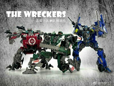 TF Dream Studio GOD-03 Leadfoot GOD-07 Roadbuster GOD-10 Topspin Wrecker INSTOCK