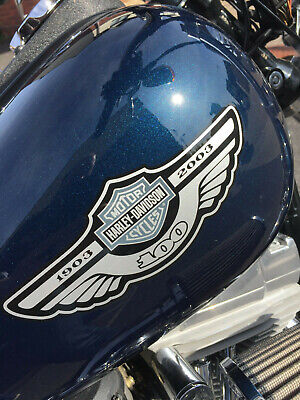 2003 Harley Davidson Dyna Superglide 100th Annivesary Special