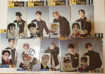 [NCT] NCT 127 SM town HOLOGRAM PHOTO CARD SET - WE + Tracking (COMBINE SHIPPING)