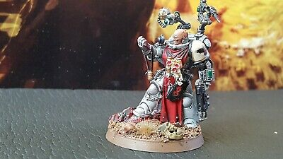 Warhammer Primaris space marine Apothecary pro painted made to order