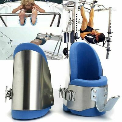 Inversion Hang Up Shoes Gravity Pull Up Boots Hang Spine Abs Fitness Equipment