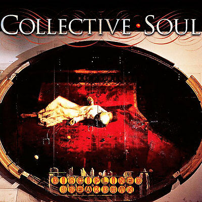 Disciplined Breakdown by Collective Soul (CD, March 1997, Atlantic Label)