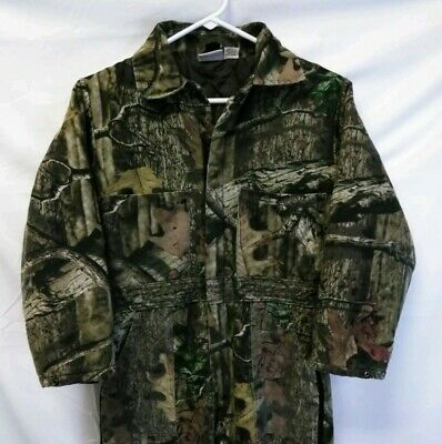 eacb7497eb583 REDHEAD Youth Camo Camouflage Hunting Coveralls size Youth 12 insulated  WARM!